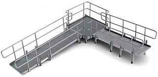 image showing a modular ramp